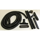 Fitall 60-4917-62, Kit, Attachment 8 Tools 12' Hose Sharp Type Blac
