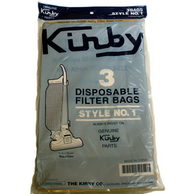 Kirby 190679S Paper Bag, Style 1Tradition 3Cb3pk