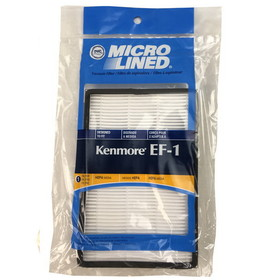 Kenmore 471186 Filter, Hepa Exhaust Kenmore 86889 Upright Dvc