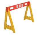 Vestil AFB-44 a-frame barricade 44.5w x 19.5l x 31.75h