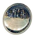Vestil CNVX-W-32 32in indoor wide convex mirror 7in deep