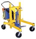 Vestil DCR-880-H-DC dc portable drum transporter 1500 lb