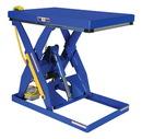 Vestil EHLT-1-43 electric hydraulic lift table 1k
