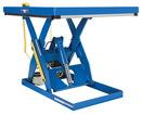 Vestil EHLT-4848-2-43 electric hydraulic lift table 2k 48x48