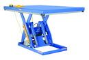 Vestil EHLT-4872-3-43 electric hydraulic lift table 3k 48x72