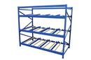 Vestil FLOW-3-3 carton rack w/gravity roll 36 in 3 lvl