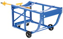 Vestil RDC-60-5-PU rotating drum cart poly 800lb