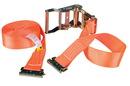 Vestil STRAP-16-RE ratcheting cargo strap with e-clip 16 ft