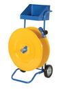Vestil STRAP-PS-HD strapping cart 20.5l x 24.875w x 43h