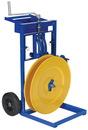Vestil STRAP-VH vertical/horizontal strapping cart
