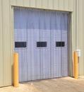 Vestil TG-800-S-H-84-120 standard vinyl strip door 84 x 120