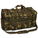 Everest 1027 Camo Duffel Bag(Images for reference)