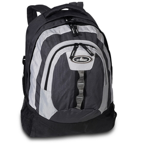 Everest 3045DL Deluxe Backpack w/ Multiple Compartmentss