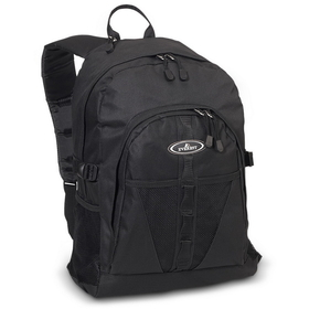Everest 3045W Backpack w/Dual Mesh Pocket
