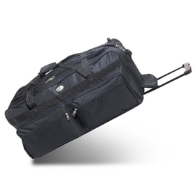 Everest 330WH Deluxe Duffel on Wheels