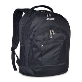 Everest 4045CD Deluxe Double Compartment Backpack