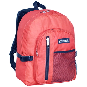 Everest 5045SC Backpack w/Front Mesh Pocket
