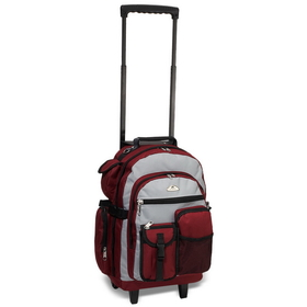 Everest 5045WH Deluxe Wheeled Backpack