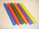 Everrich EVB-0089 Plastic Batons - set of 6 colors
