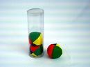 Everrich EVC-0030 Juggling Beanballs Set/3 - 2 1/4