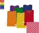 Everrich EVC-0079 Pinnies Pack - set of 6 colors, mesh, 23