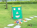 Everrich EVC-0131 Face Target Toss Game