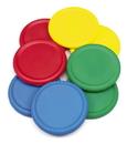 Everrich EVM-0006 Foam Flying Discs - set of 6 colors, 8 3/4