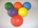 Everrich EVM-0030 Foam Shot Puts - 200 ~ 250 grams - set of 6 colors
