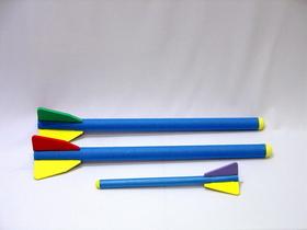 Everrich EVV-0006 Foam Javelin - 50 mm Dia. x 900 mm L, Price/piece