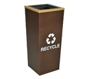Ex-Cell Kaiser RC-MTR-1 Metro Collection Single Stream Tapered Receptacle