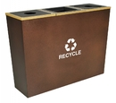 Ex-Cell Kaiser RC-MTR-3 Metro Collection Three Stream Tapered Receptacle
