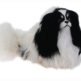Furry Animal Kingdom D526 DOG-Large Japanese Chin
