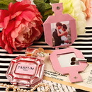 FashionCraft 4238 Paris themed Parfum pocket mirror and Picture holder