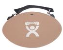 CanDo 10-0440 Cando Handy Grip Weight Ball - 1 Lb. - Tan