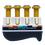 Digi-Flex 10-3747 Digi-Flex - Basic Starter Pack - Frame and 4 Gold (xxx-heavy) Buttons