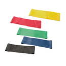 CanDo 10-5259 Cando Band Exercise Loop - 5-Piece Set (10