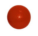 CanDo 30-1773 Cando Inflatable Exercise Ball - Sensi-Ball - Orange - 22 Inch (55 Cm)