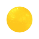 CanDo 30-1801 Cando Inflatable Exercise Ball - Yellow - 18 Inch (45 Cm)