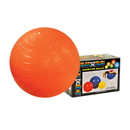 CanDo 30-1802B Cando Inflatable Exercise Ball - Orange - 22 Inch (55 Cm), Retail Box