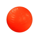CanDo 30-1802 Cando Inflatable Exercise Ball - Orange - 22 Inch (55 Cm)