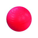 CanDo 30-1804 Cando Inflatable Exercise Ball - Red - 30 Inch (75 Cm)