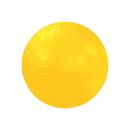 CanDo 30-1808 Cando Inflatable Exercise Ball - Yellow - 60 Inch (150 Cm)