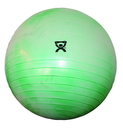 CanDo 30-1853B Cando Inflatable Exercise Ball - Extra Thick - Green - 26 Inch (65 Cm), Retail Box
