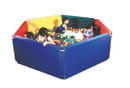 Generic 32-2400 Sensory Ball Environment 4 Panels, 2,500 Large Balls 4' X 4'