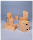Baseline 55-1015 Lifting Box For Work Hardening And Fce - 4-Piece Set - 2 Ea. 14X14X17, 1 Ea. 8X8X12, 1 Ea. 10X10X14 Inch