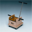 Baseline 55-1030 Fce Work Device - Mobile Weighted Cart With T-Handle And Accessory Box
