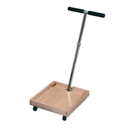 Baseline 55-1031 Fce Work Device - Mobile Weighted Cart With T-Handle
