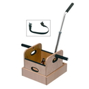 Baseline 55-1036 Fce Work Device - Weighted Sled With Straight Handle And Accessory Box