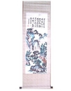 Feng Shui Import Hand Painted Wall Scrolls - 1095