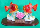 Feng Shui Import Double Fishes - 1166